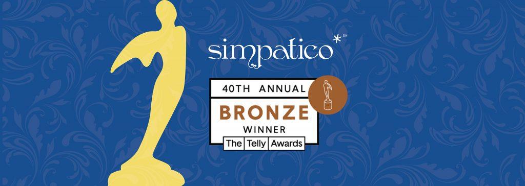 Simpatico Studios 2019 Telly Award